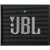 JBL GO + Tragbarer Bluetooth-Lautsprecher, Schwarz