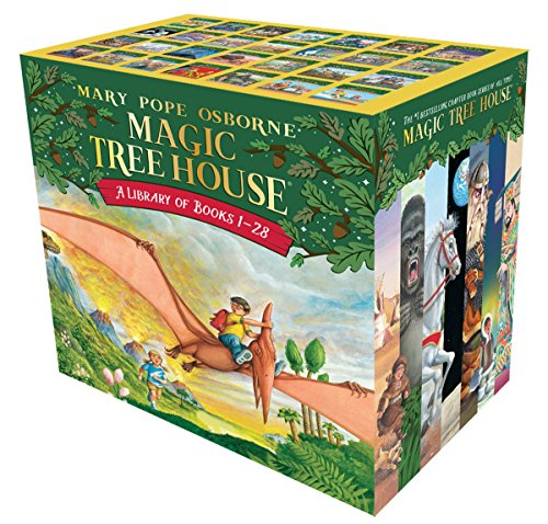 Magic Tree House Boxed Set, Book...