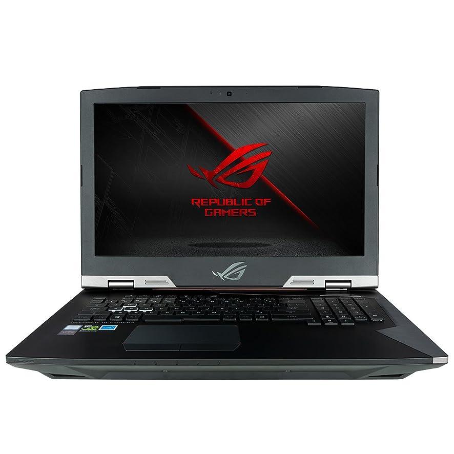CUK ASUS ROG G703GI Gaming Laptop (Unlocked Intel Core i9-8950K, 64GB RAM, 3x1TB NVMe SSD RAID + 2TB SSHD, NVIDIA GeForce GTX 1080 8GB, 17.3