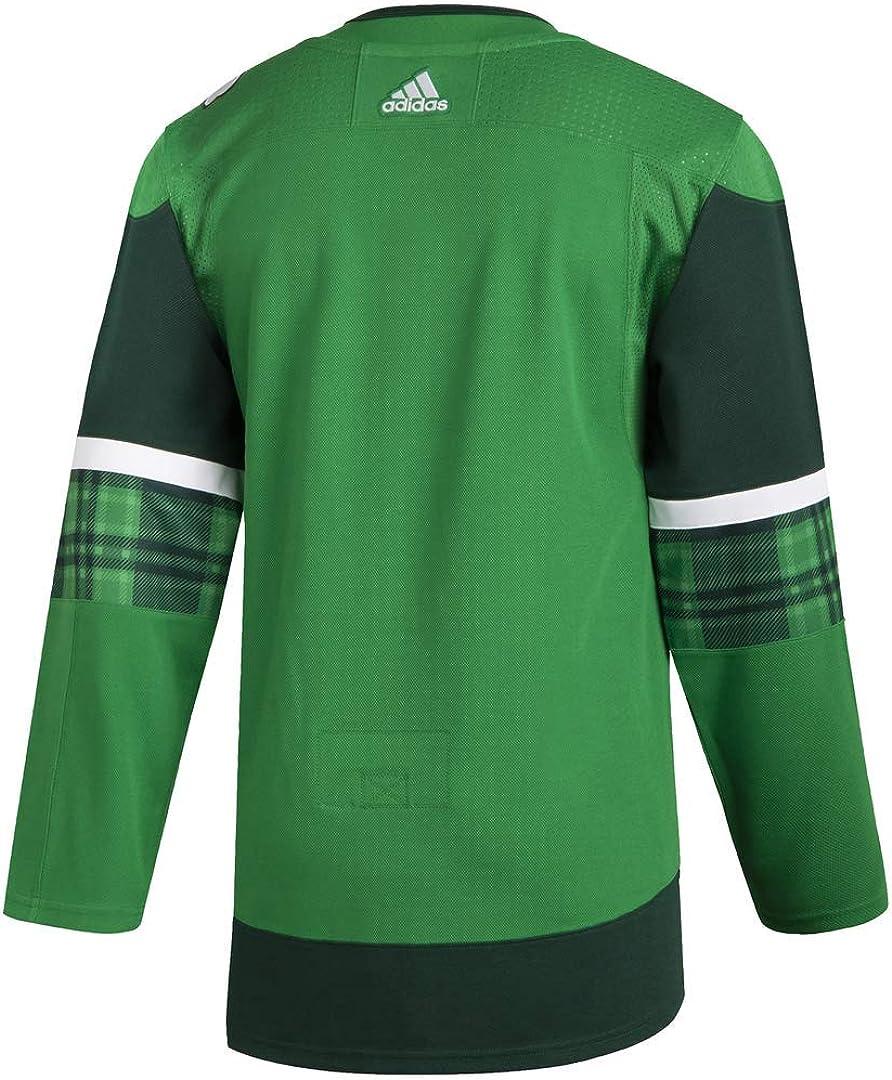 Amazon.com : adidas Mens Chicago Blackhawks St. Patrick's Day ...