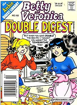 Paperback Betty and Veronica Double Digest Magazine, #102 Book