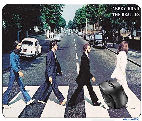 Aventn Apfelkuchen die Beatles Abbey Road s Zoll Mauspad