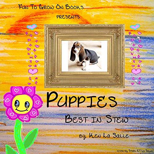 Puppies: Best in Stew audiobook cover art