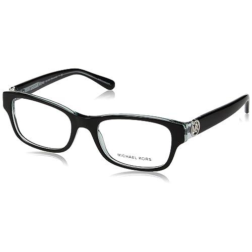 a484676fc30 Michael Kors 0MK8001 Optical Full Rim Square Womens Sunglasses