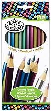 Metallic Color Pencil Set of 12 Colors