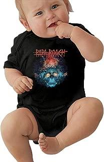Baby Bodysuit Romper Short Sleeve Onesies Lightweight Newborn Baby Crawling Clothes Jumpsuit
