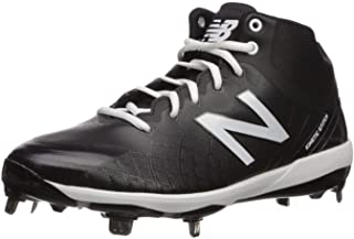 New Balance Men's 4040v5 Metal Baseball Shoe, 0