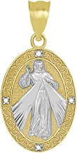 divine mercy medallion