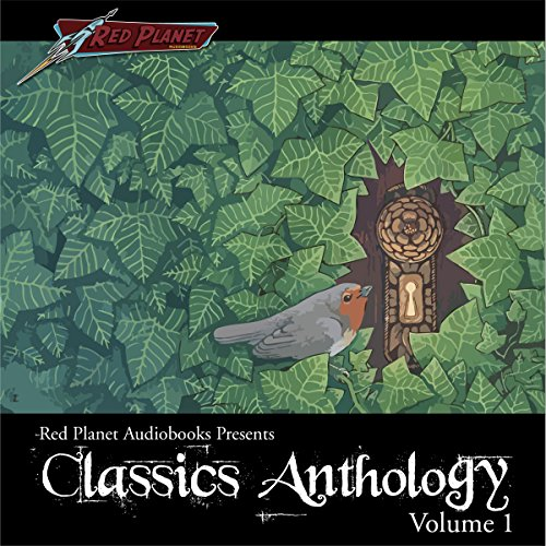 Classics Anthology Collection: Disc One audiobook cover art