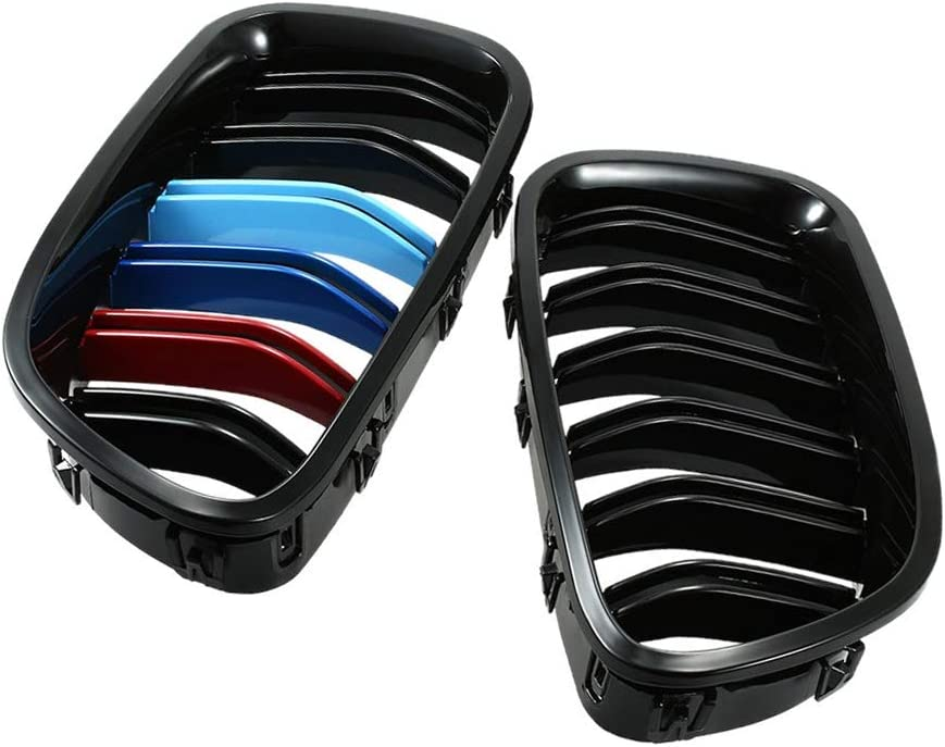 Jialuode Front Grill Cover Trim for OFFicial store BMW F18 528i 2 F10 535i 530i Limited price sale
