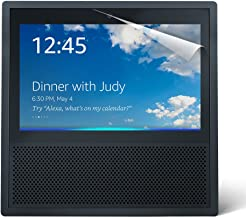 NuPro Screen Protector for Amazon Echo Show (2-Pack), Clear