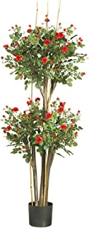Best artificial rose tree Reviews