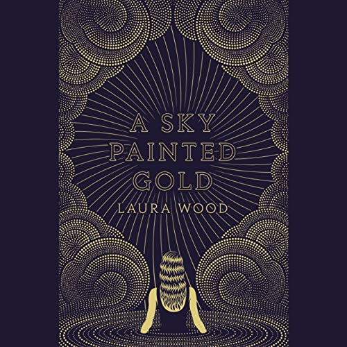 A Sky Painted Gold cover art