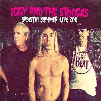 Sadistic Summer Live 2011
