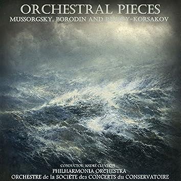 Mussorgsky, Borodin & Rimsky-Korsakov: Orchestral Pieces