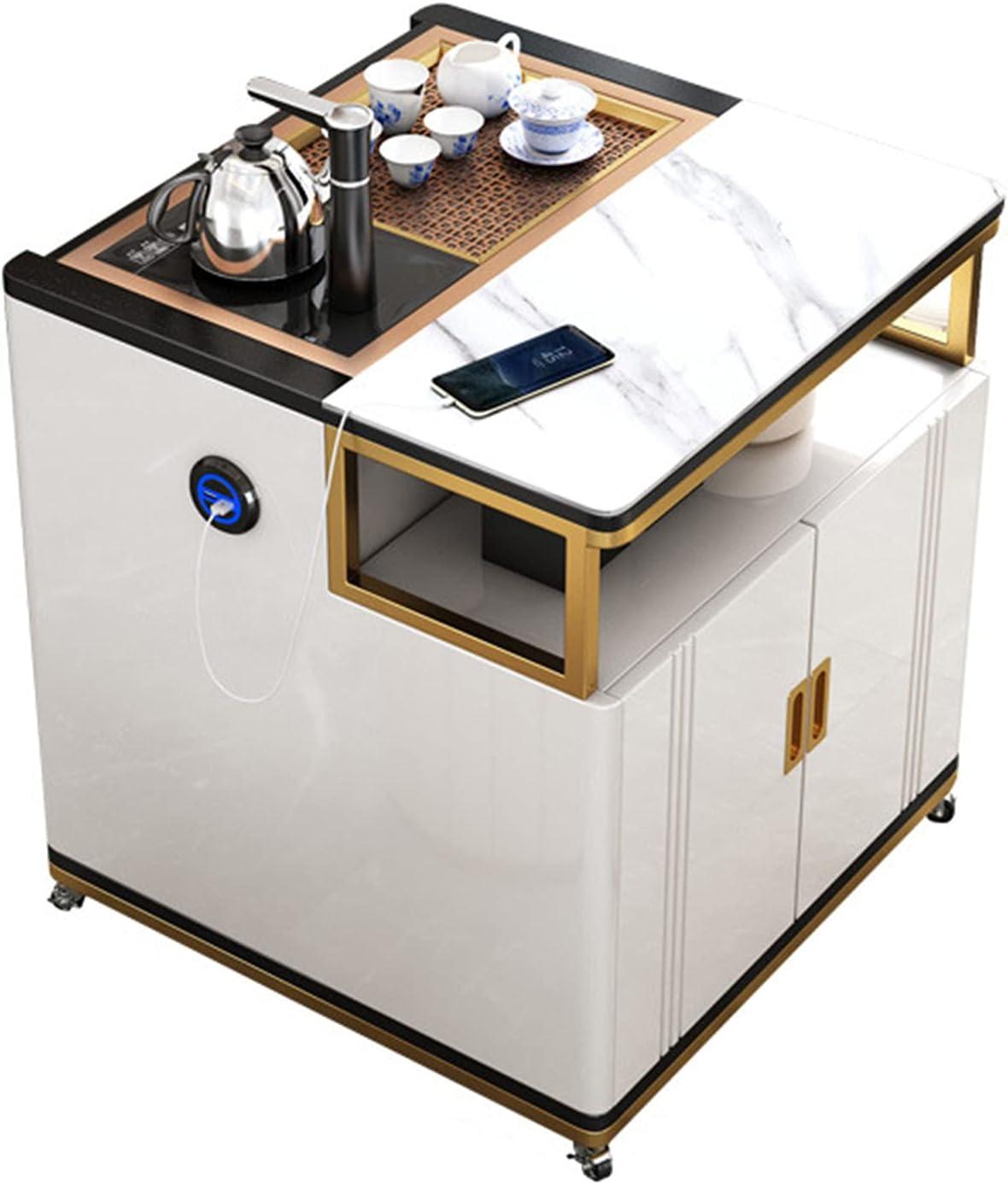 Luxury Mobile Lift Coffee online shop Table Desk Home Rock Tea 2021 model Board