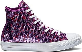 Amazon.fr : Converse - Violet / Chaussures femme ...
