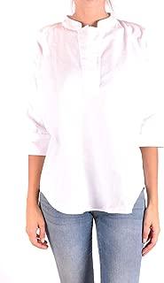 Luxury Fashion | Woolrich Womens MCBI35829 White Shirt | Season Outlet