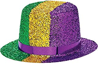 Mardi Gras Party Top Hats, 12 Ct.