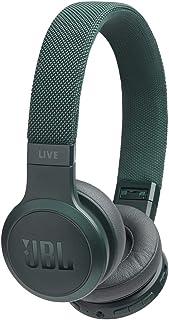 JBL LIVE400BTGRN / JBLLIVE400BTGRNAM / JBLLIVE400BTGRNAM / Live 400BT Green Live 400BT - Auriculares in-Ear inalámbricos, Color Verde