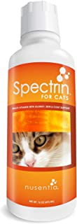 Cat Vitamins - Spectrin 16 OZ - Liquid Vitamin & Antioxidant Supplement for Cats - 96 doses