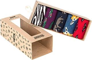Jimmy Lion, Packs de Calcetines para Hombre y Mujer Tallas 36-40 | 41-46. Calcetines fabricados en Europa.