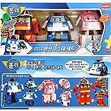 Robocar Poli - Mini Transformed Rescue Set (3pcs) #83199