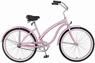Best beach cruiser pink bike Reviews