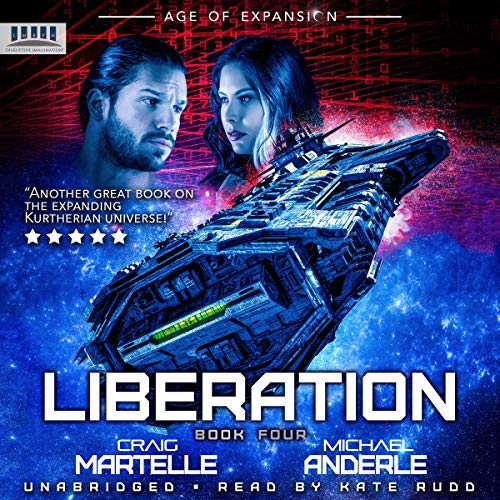 Couverture de Liberation: Age of Expansion