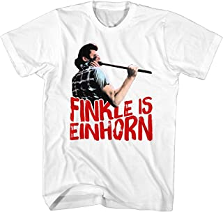 Ace Ventura Pet Detective Comedy Movie Adult Tshirt Jim Carrey Finkle is Einhorn