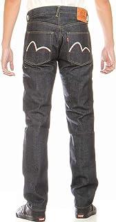 エヴィスジーンズ 28~36in イタリア カモメマーク No2 2000 裾上げ可 レギュラーストレート ヴィンテージデニム EVISU JEANS ITALIA KAMOME LIMITED MODEL