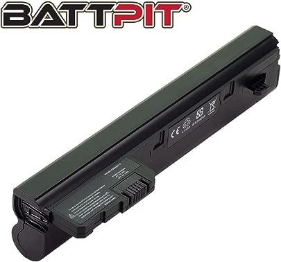Battpit Laptop Akku f r HP Compaq 537626-001 537627-001 HSTNN-LB0C HSTNN-I70C HP Mini 110 110-1110SA 110-1115SA Compaq Mini 110c 110c-1010EA 110c-1110SA  6 Zellen 4400mAh 48Wh