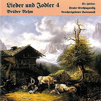 Lieder und Jodler 4