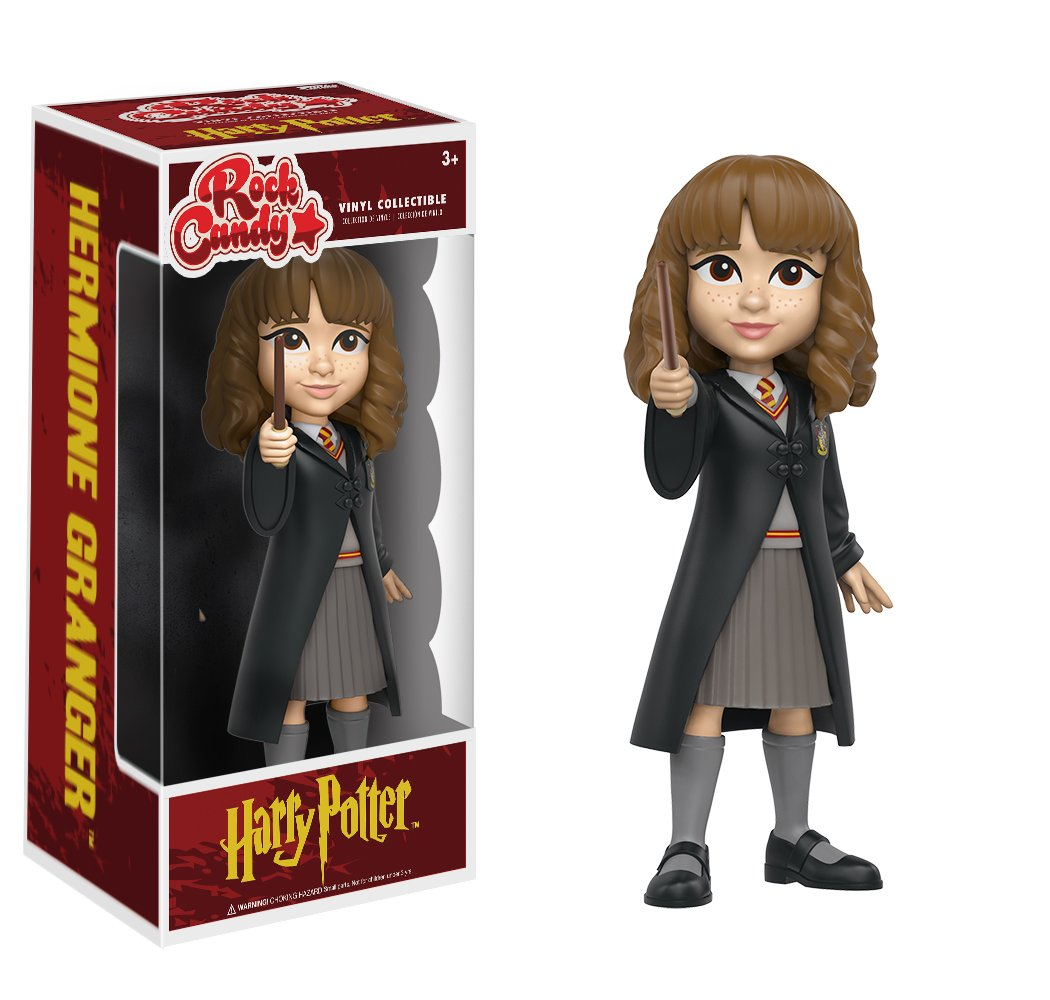 HARRY POTTER- Figura de Vinilo Hermione, colección Rock Candy ...