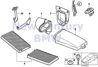 2 X BMW Genuine Microfilter/Housing Parts Holder 745i 750i 760i ALPINA B7 745Li 750Li 760Li