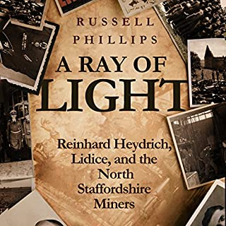 A Ray of Light audiobook cover art