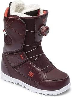 Women's Search BOA Snowboard Boots Wine 9