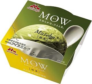 森永乳業 MOW抹茶 140ml×18個