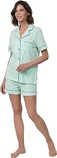 Womens Pajamas Soft Cotton - Pajama Shorts for Women