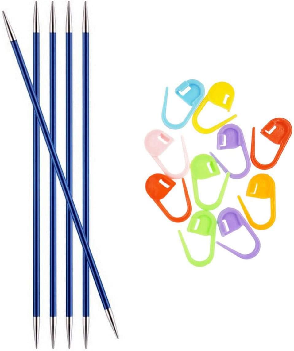 Knitter's Pride Knitting Needles Zing DPN Max 82% OFF Double Sales 6 Pointed inch
