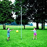 Sportime-370 Kelpro In-Ground Tetherball Pole, 12 Feet x 1-1/2 Inches, Steel, 4 lb