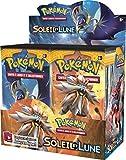 Asmodee - POSoleil et Lune 102DISCO - 36 Boosters Pokémon Soleil et Lune 1 (Version Française) - Modèle aléatoire