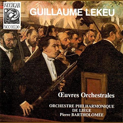 Orchestre Philharmonique Royal de Liège & Pierre Batholomée