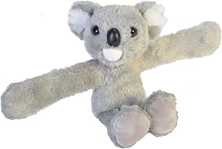 "Wild Republic Huggers, Koala Plush Toy, Slap Bracelet, Stuffed Animal, Kids Toys, 8"", Model:21093"