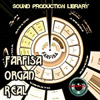 FARFISA ORGAN - THE very Best - Large unique original 24bit WAVE/Kontakt Multi-Layer Samples Library on DVD or download;