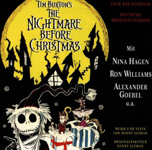 The Nightmare Before Christmas (Deutsche Version)
