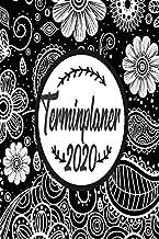 Terminplaner 2020 Kalender Din A5 2020 1 Tag 1 Seite Mit