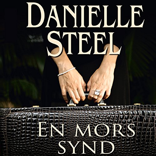 En mors synd audiobook cover art