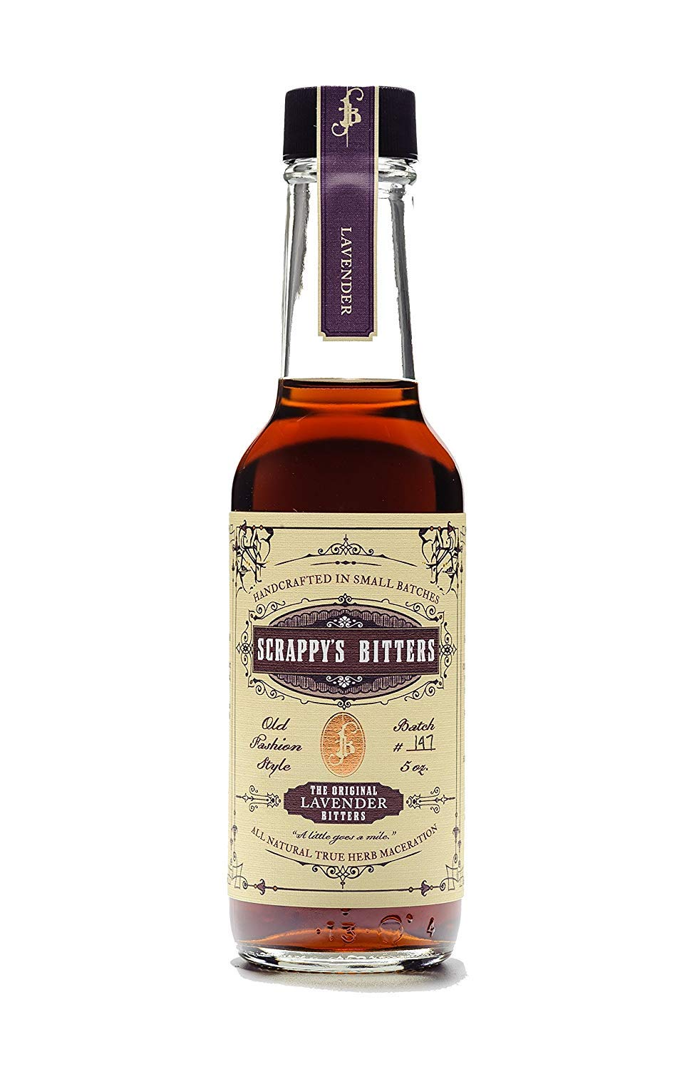 Scrappy's Bitters - Lavender outlet 5 Fi Organic Ounces Ingredients wholesale