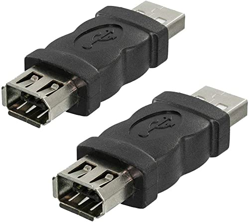 2021 ANiceSeller Firewire IEEE discount 1394 6 Pin Female to USB Male Adaptor wholesale Convertor 2pcs online sale